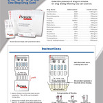 iScreen One Step Drug Card Product Specs (Page 2)